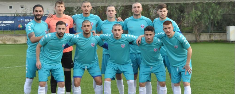 K.Karabükspor:2 Hekimoğlu Trabzon:2 (Hazırlık Maçı)