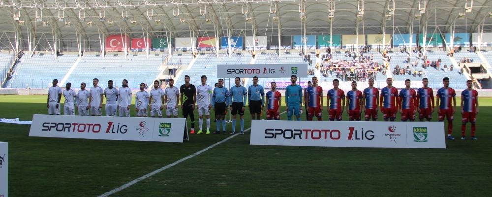 Osmanlıspor FK: 3 K.Karabükspor 0