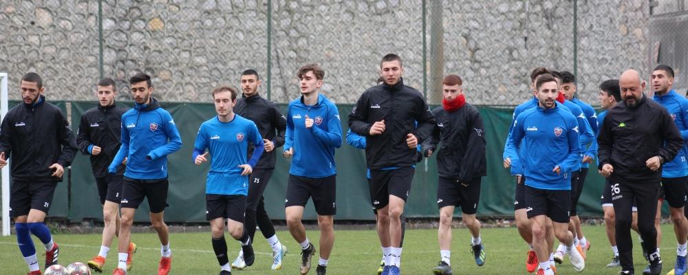 Osmanlıspor FK Maçı Çalışmaları Tamamlandı