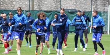 Gaziantepspor Maçı Çalışmaları Başladı