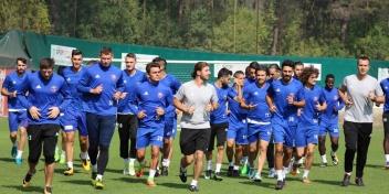 E.Y.Malatyaspor Maçı Çalışmaları Tamamlandı