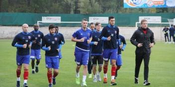 Trabzonspor Maçı Çalışmaları Başladı