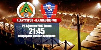 Süper Lig 3.Hafta Rakip: Alanyaspor