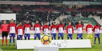 A.Konyaspor:2 K.Karabükspor:0