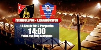 ZTK 5.Tur Rakip: İstanbulspor A.Ş.