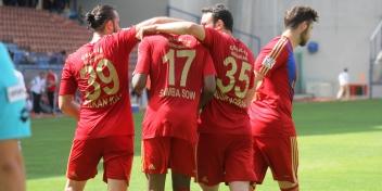 Kardemir Karabükspor: 2 - Medicana Sivasspor: 1