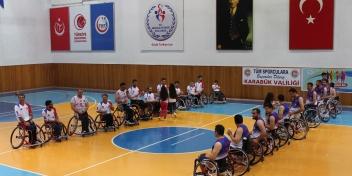 K.Karabükspor(BEBT):82 TSK Merkez Eng. SK:57