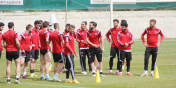 Beşiktaş Maçı Çalışmaları Tamamlandı