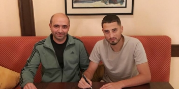 Gheorghe Grozav ile Ön Protokol İmzalanmıştır