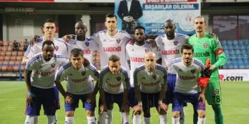 Kardemir Karabükspor: 3 - Çaykur Rizespor: 0