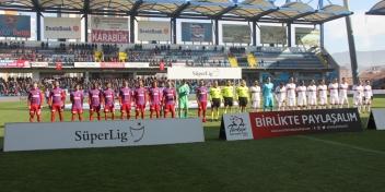 Kardemir Karabükspor:0 Gençlerbirliğ:2