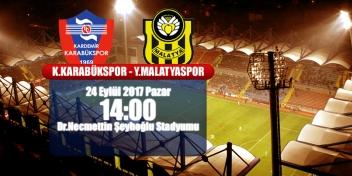 Süper Lig 6.Hafta Rakip: Evkur Y.Malatyaspor