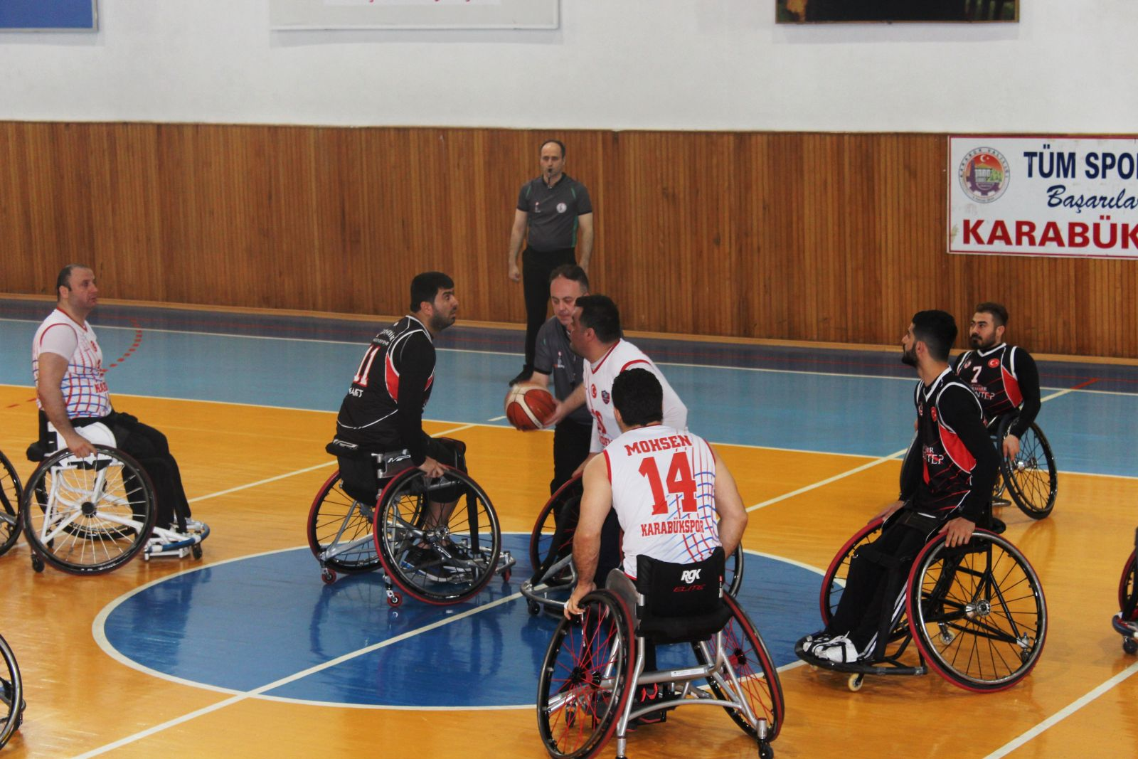 Image result for karabukspor wheelchair basketball