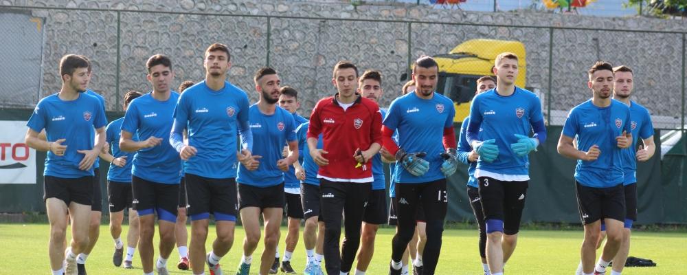 Gazişehir Gaziantep FK Maçı Çalışmaları Başladı