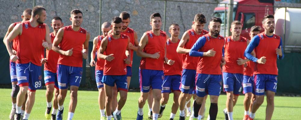 Van Spor FK Maçı Hazırlıkları Başladı